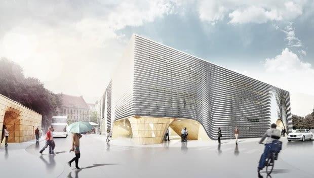Projekt pracowni Kuryłowicz & Associates