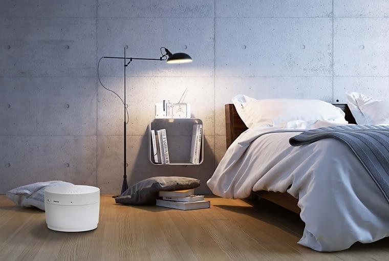 Carina Stylies/AIR NATUREL | Nawilżacz-oczyszczacz wyposażony w kostkę Ionic Silver Cube. Cena: 241zł, www.airnaturel.pl