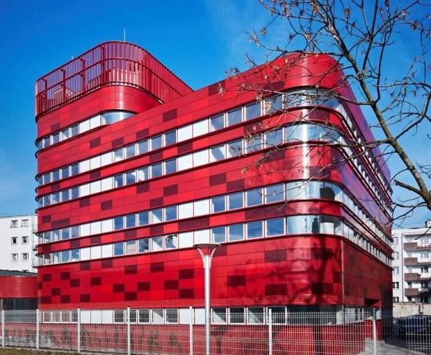 Regionalne Centrum Krwiodawstwa i Krwiolecznictwa w Raciborzu, fot. FAAB Architektura
