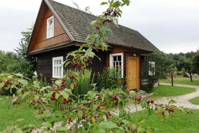 chata, dom na wsi