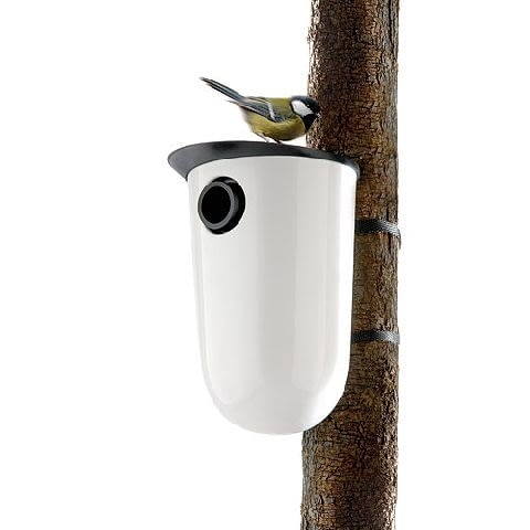 budka dla ptaków,ozdoby ogrodowe