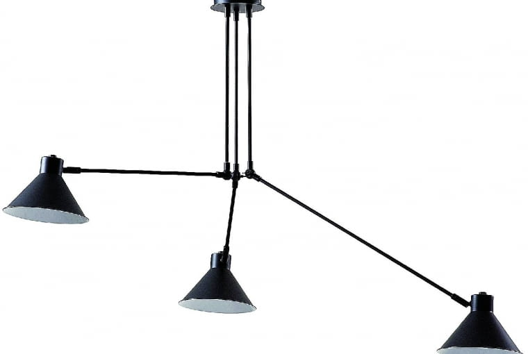 Lampa wisząca, metal, 879 zł, podsufitem.pl