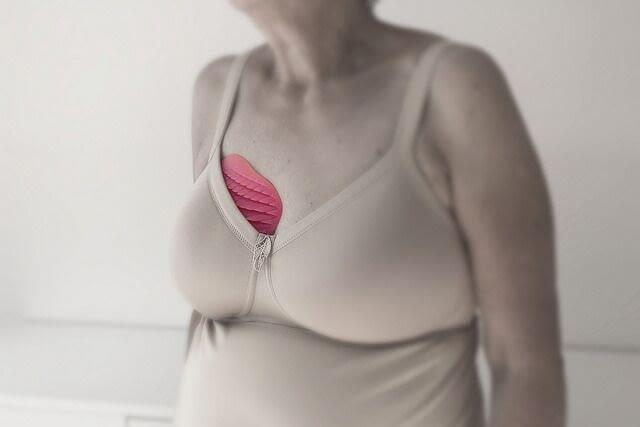 Projekt - SIMPLA: zindywidualizowana zewnętrzna proteza piersi, autorstwa Małgorzaty Załuskiej