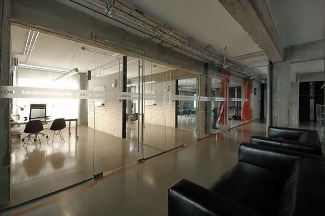 wnętrza zarządu grupy POWEN, group_a architects