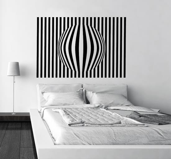 Szablon do malowania na ścianę