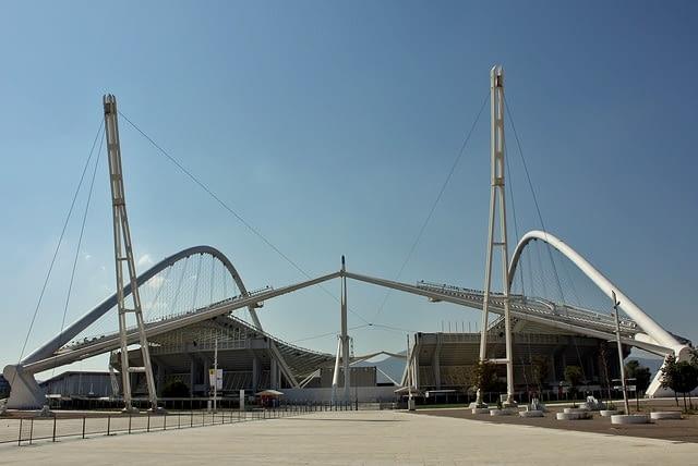 Stadion Olimpijski w Atenach