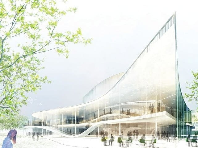 Atelier Lorentzen, Arkitektfirmaet Langkilde, Arhus Kopenhaga, Dania