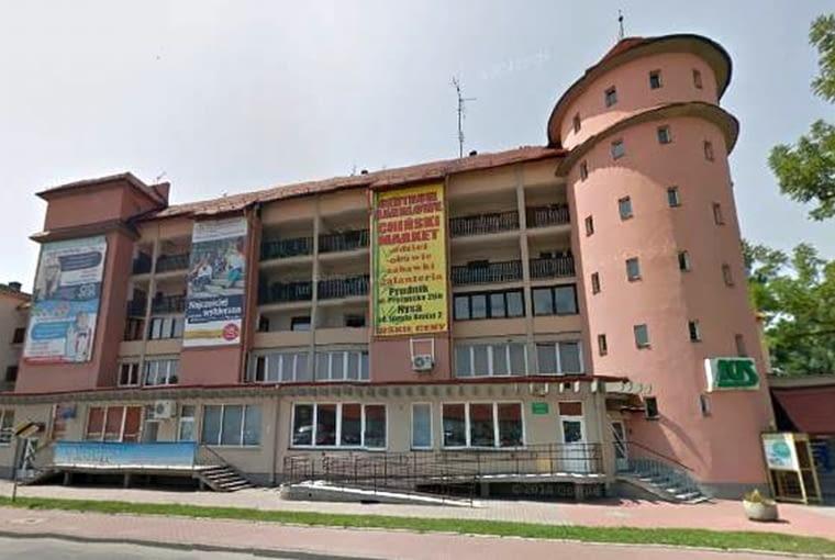 Określenie Pałace ZUS nabiera nowego znaczenia... - ZUS w Prudniku