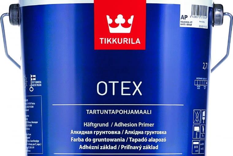 OTEX, podkład zwiększający przyczepność różnych powierzchni 200 zł/2,7 l Tikkurila