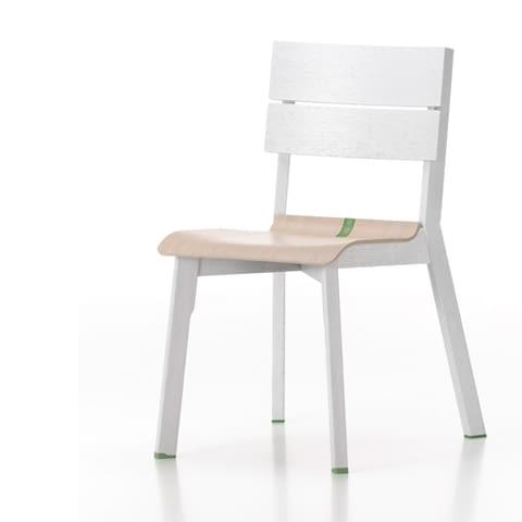 krzesło Rotterdam; projekt: Hella Jongerius dla Vitra