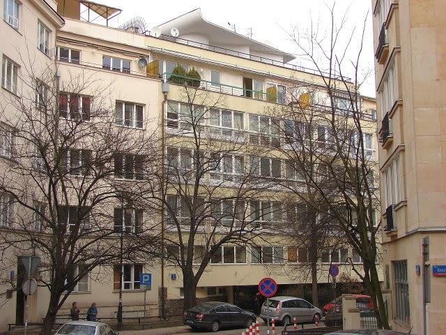 warszawa, modernizm, żórawski