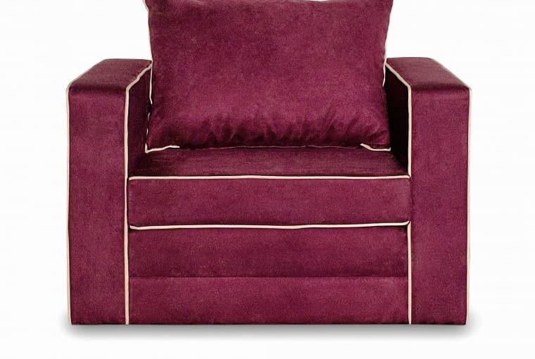 Fotele do 1000 zł: fotel Lupo, Black Red White
