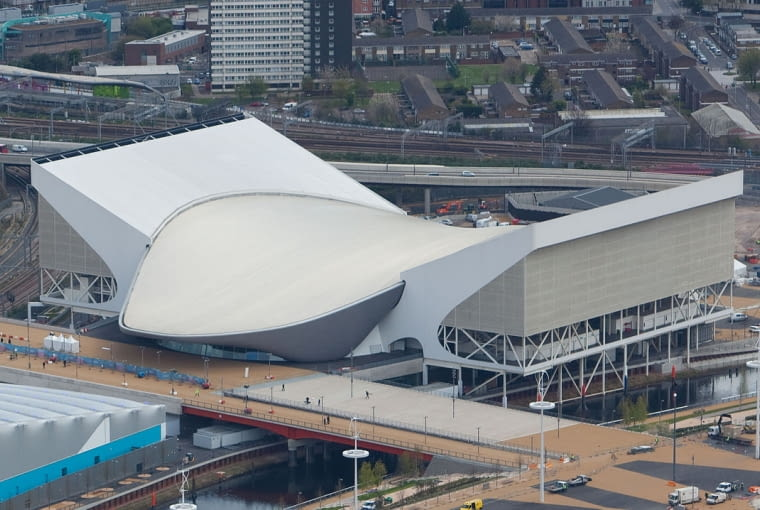 Centrum Sportów Wodnych w Londynie