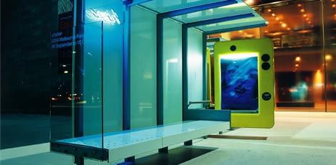 Sean Godsell Architects, mała architektura, mała bryła, stacha, przystanek, australia, melbourne