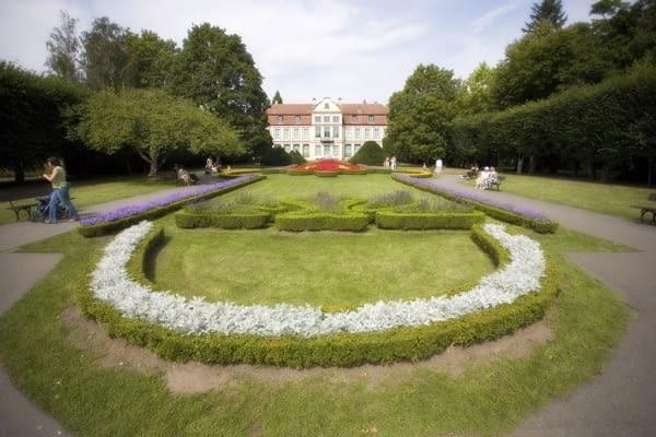 Park w Gdańsku - Oliwie