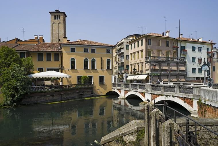 Ponte San Martino, Treviso, fot. Didier Descouens, CC BY-SA 4.0