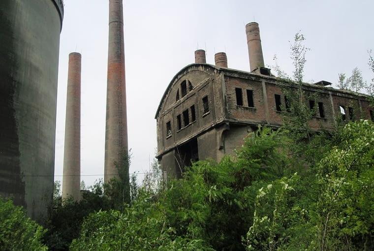 Cementownia Grodziec w Będzinie