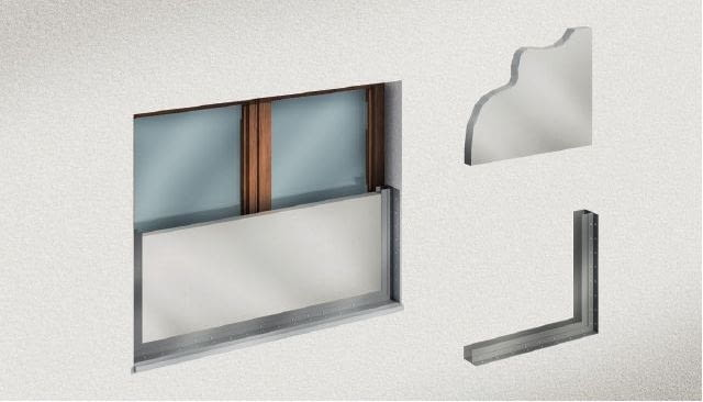 Zabezpieczenie okien i drzwi przed powodzią specjalnymi panelami
