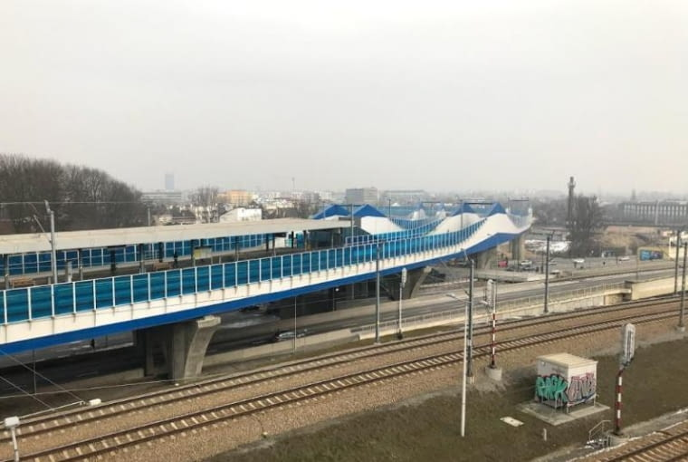 Łącznica kolejowa Zabłocie-Podgórze