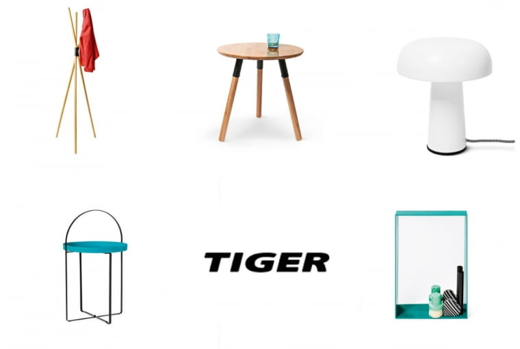 tiger, nowości, design, duński design