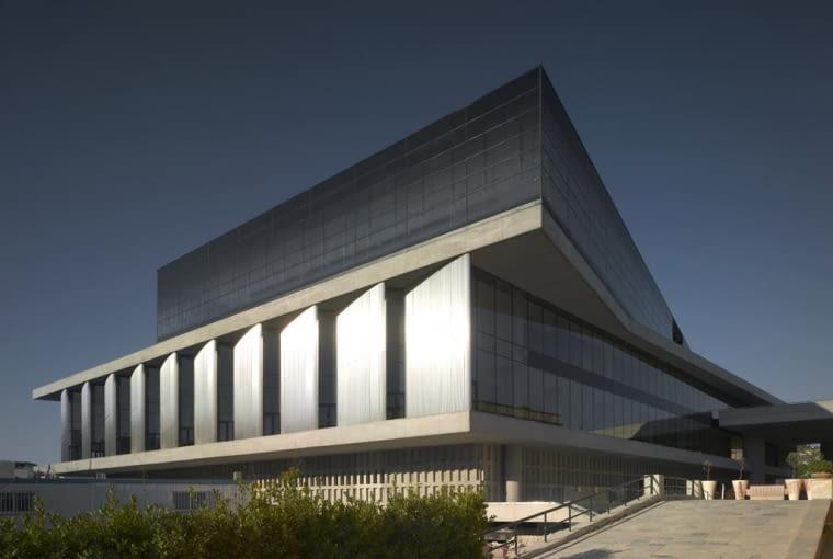 Nowe Muzeum Akropolu, Ateny Bernard Tschumi Architects