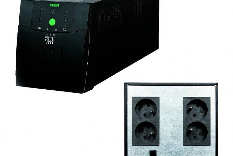 Zasilacz Sinline 2000 T/EVER | moc 1300 W | akumulator 5 Ah. Cena: 2199zł