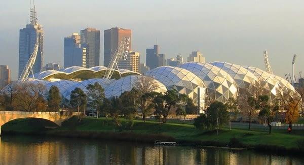 AAMI Park, Melbourne, Australia, 2010, proj. Cox Architects and Planners