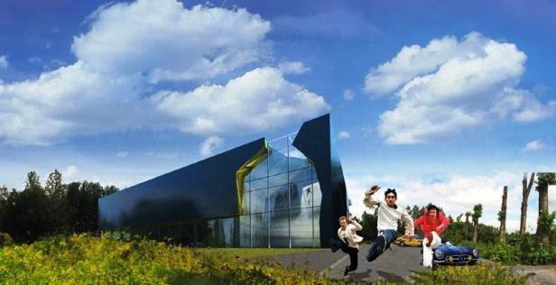 Maćków Pracownia Projektowa - wielofunkcyjna hala sportowa w Bytomiu