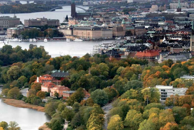 Royal Djurgarden, Sztokholm