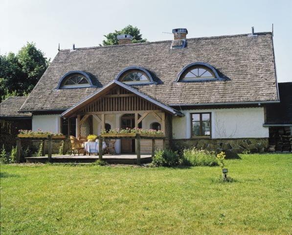 Dom w stylu wiejskim