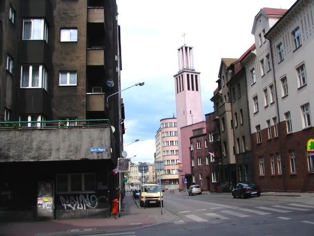 poznań, katowice, modernizm, wieżowce, warszawa, polska