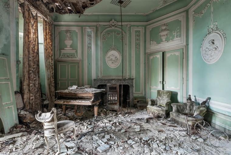fotografia, opuszczone miejsca