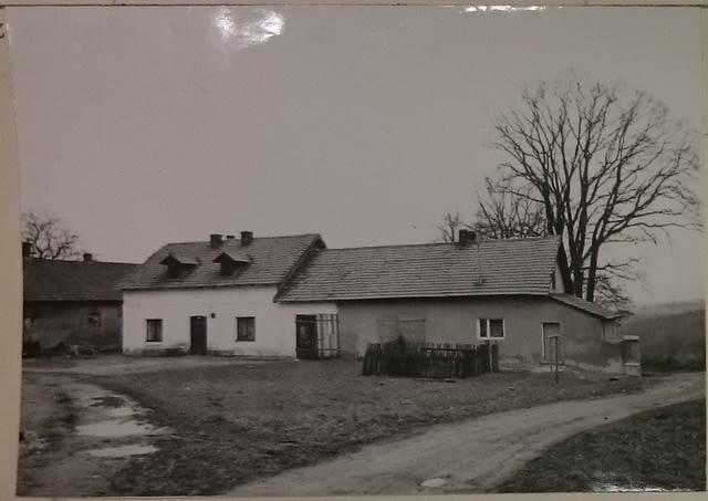 XIX-wieczny folwark w Chorowicach - zdjęcia archiwalne