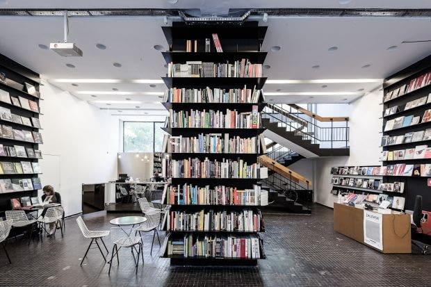Bookoff - księgarnia w Muzeum Sztuki Nowoczesnej