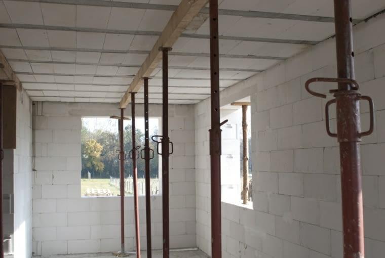sufit podwieszany, stropy