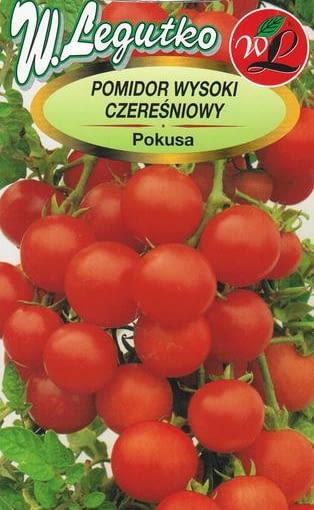 """Pomidor 'Pokusa', typ """"czereśniowy"""""""