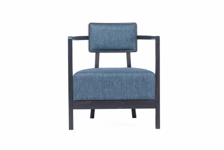 Fotele powyżej 2000 zł: fotel Cordoba ton, bawełna i len, Nap, 2572 zł