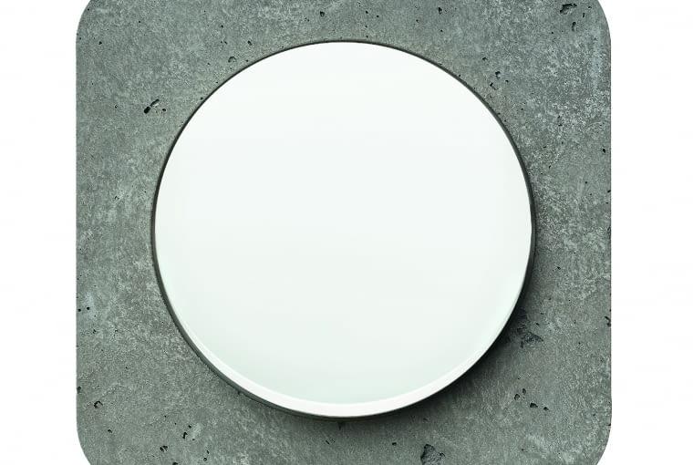 WYŻSZA CENA R.1/BERKER; łącznik jednobiegunowy, klawisz: tworzywo białe ramka z naturalnego betonu Cena: ok. 220 zł