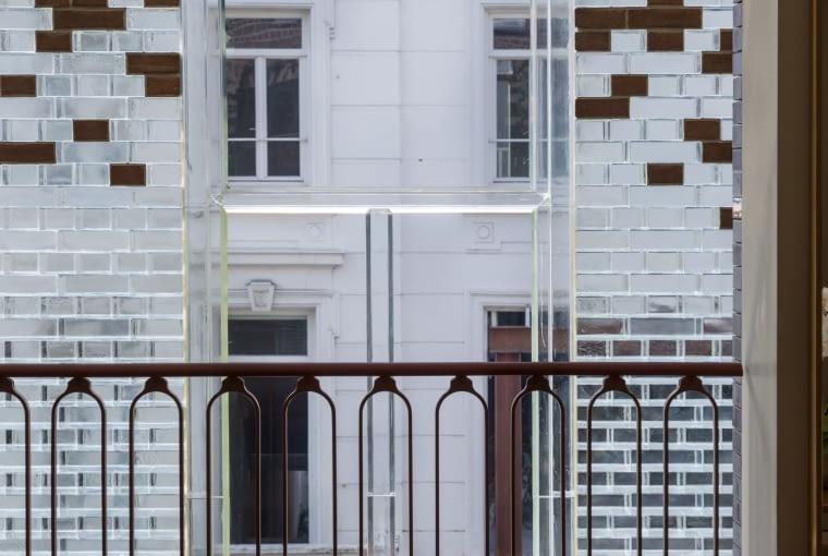 Crystal House w Amsterdamie. Proj. MVRDV.