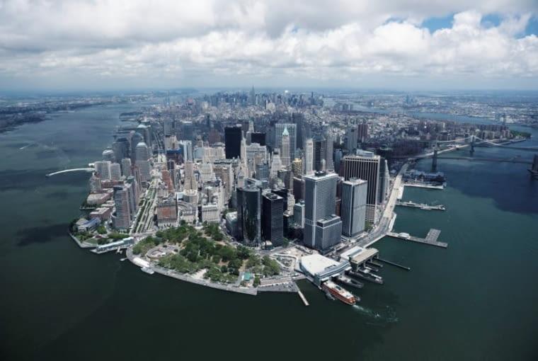 Nowy Jork założony został w 1614 przez Holendrów na wyspie Manhattan. Dziś to największe skupisko wieżowców na świecie