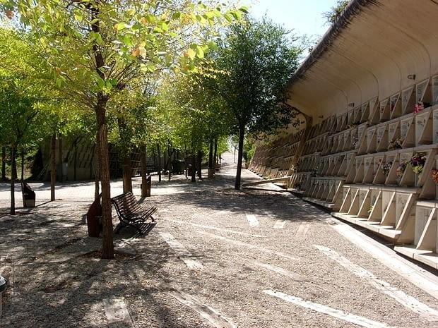 Cmentarz w Igualadzie