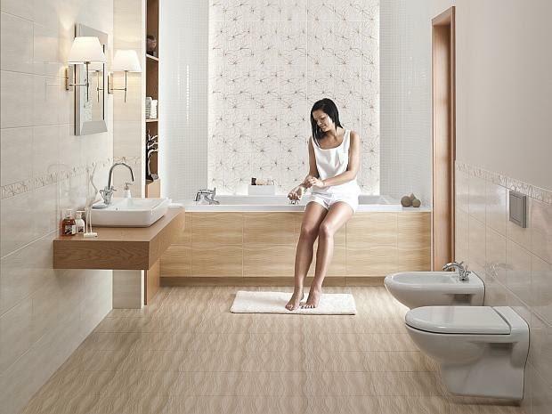 wanna, płytki ceramiczne, projektowanie łazienki