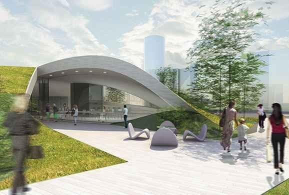 newcastle, projekt, wielka brytania, architekt, budynek, cullinan