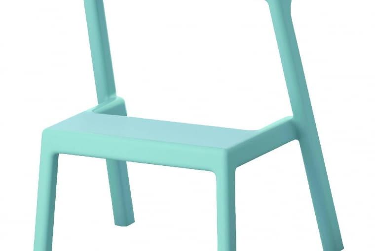 Taboret-schodek, tworzywo sztuczne, 89,99 zł, IKEA
