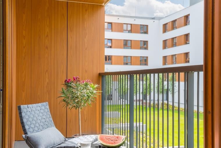 44-metrowe mieszkanie w Wilanowie