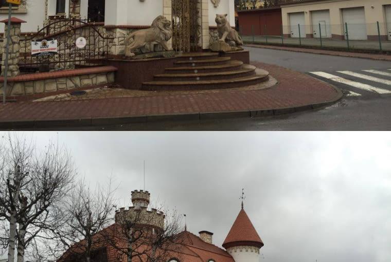 Lokalizacja zamku Gargamela ujawniona! - Krynica Zdrój