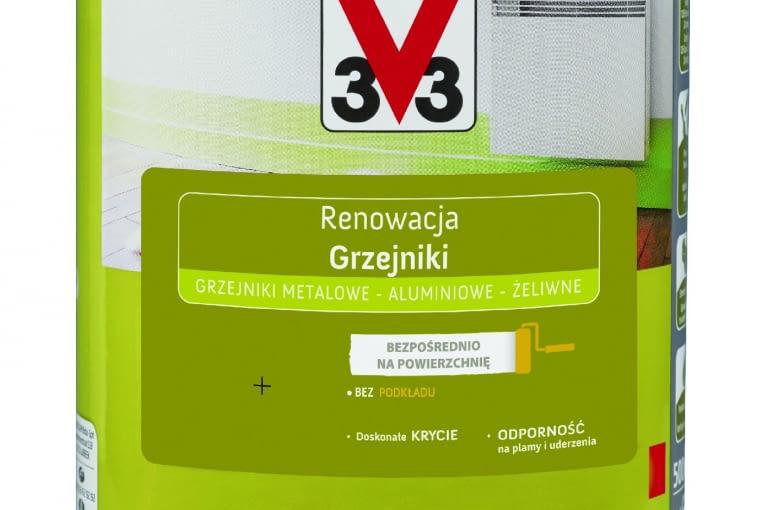 RENOWACJA GRZEJNIKI, akrylowa 64,88 zł/0,5 l V33