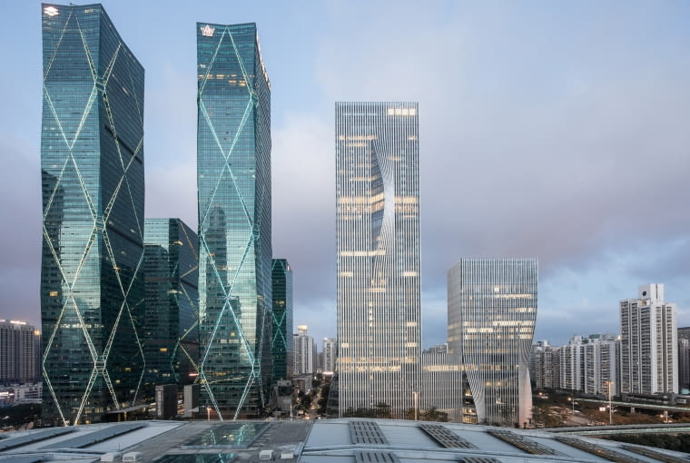 Shenzhen Energy Mansion proj. BIG