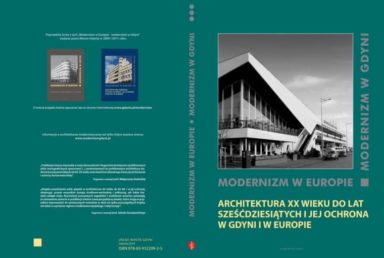 """""""Modernizm w Europie - modernizm w Gdyni"""""""