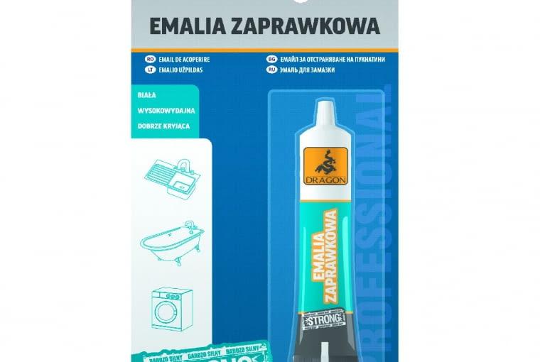 EMALIA ZAPRAWKOWA, alkidowa 7,50 zł Dragon